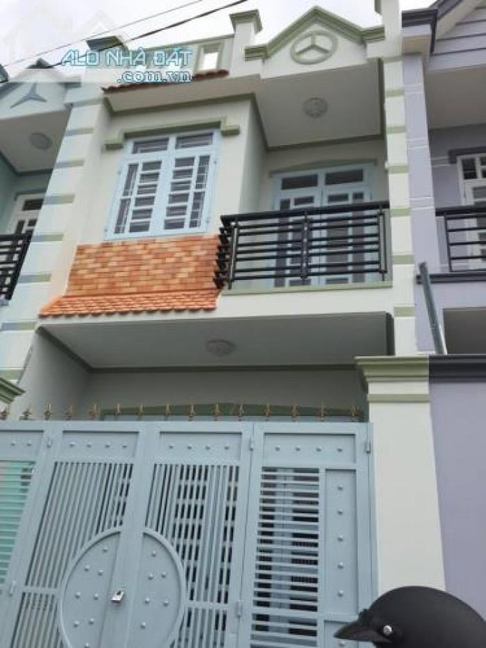 Nhà 1 lầu, diện tích: 3,5x12m, q.Bình Tân