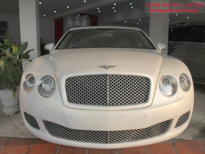 Bentley Continental Flying (2009) đẳng cấp quý tộc Anh quốc
