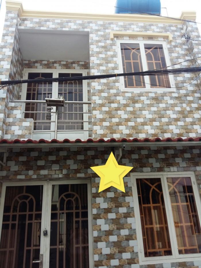Bán nhà đường 18B quận Bình Tân