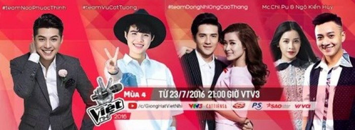 Liveshow 2 The Voice Kids ngày 24/9