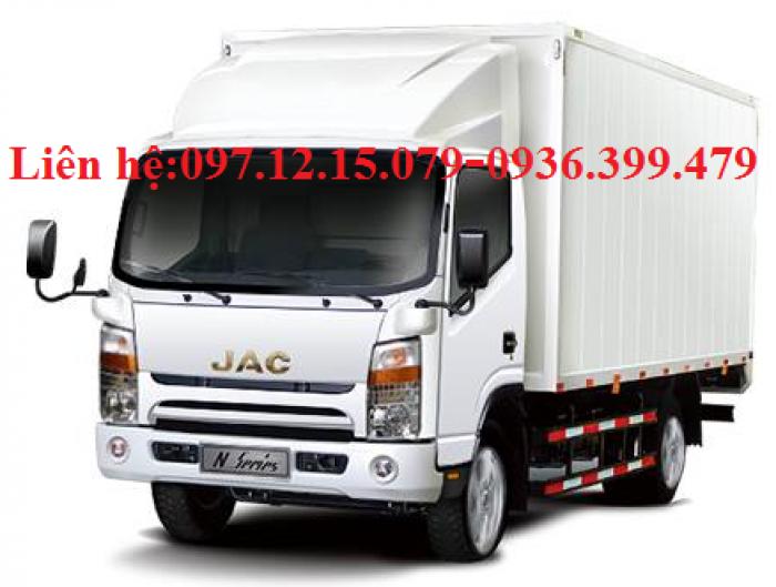 Xe tải JAC 1.99 - 3.45 tấn thùng 4.3 m