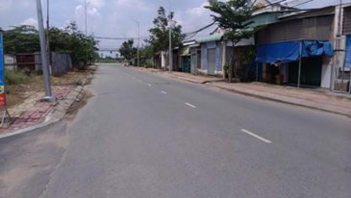 Bán đất sổ hồng giá 850tr DT 51m2 đường NGÔ CHÍ QUỐC