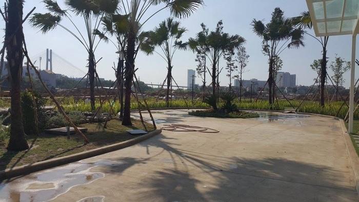Cần bán nhà mặt tiền đường Bùi Văn Ba quận 7, 2 mặt giáp sông