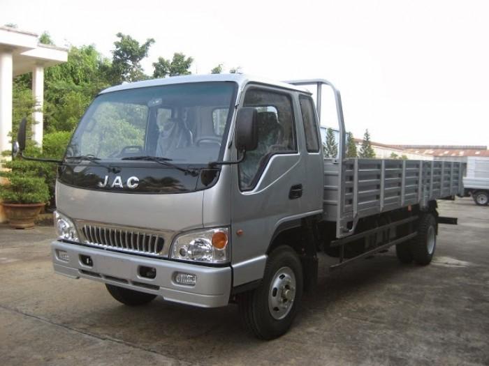 Xe tải Jac 6.4 tấn thùng lửng 0