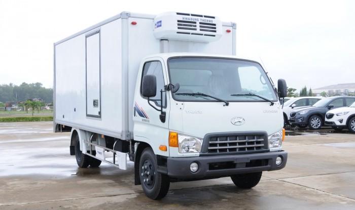 Xe tải đông lạnh 5.5 tấn hd88