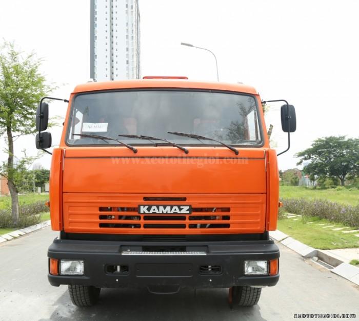 Xe ben Kamaz 13 tấn, Kamaz 55111 Siêu khuyến mãi + quà tặng ưu đãi.