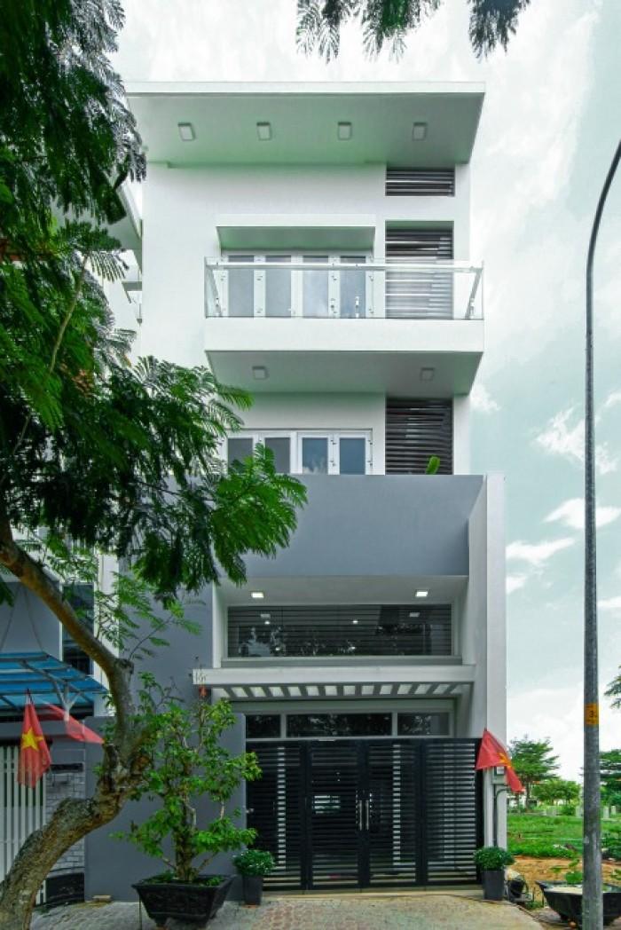 Bán nhà HXH 2MTNB Âu Cơ, P10, Q.Tân Bình. DT 4x24m. 6,1 tỷ TL