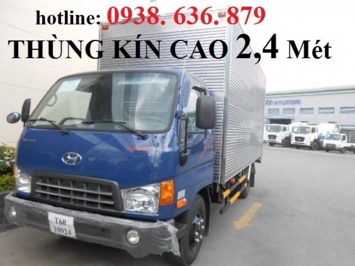 Hyundai HD65 - HD72 - HD78 - HD88 - HD99 | Khuyến mãi 100% trước bạ 1
