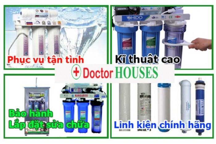 Nơi thay lõi lọc nước tại nhà giá rẻ nhất Việt Nam