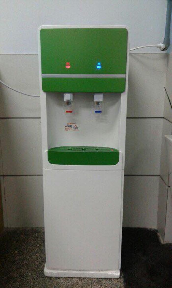Máy lọc nước uống trực tiếp kết hợp Máy nóng lạnh Pentair - Korea