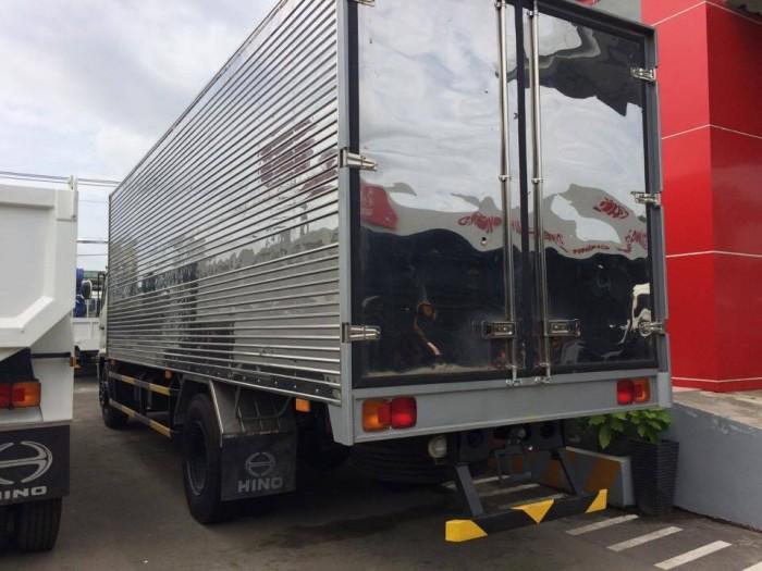Bán xe tải Hino FG8JPSB 7.5 tấn, thùng kín, giá tốt + nhiều ưu đãi hấp dẫn
