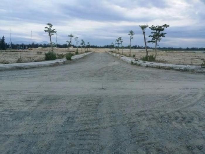 Mở bán đợt 2: Dự án khu đô thị sinh thái ven sông cổ cò - biển Hà my. 350tr/Lô 125m2