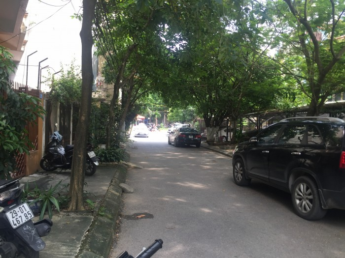Bán nhà 65m2x 5tầng phố Đỗ Quang, Trung Hòa, Cầu Giấy  giá 12,2 tỷ mặt tiền 5m
