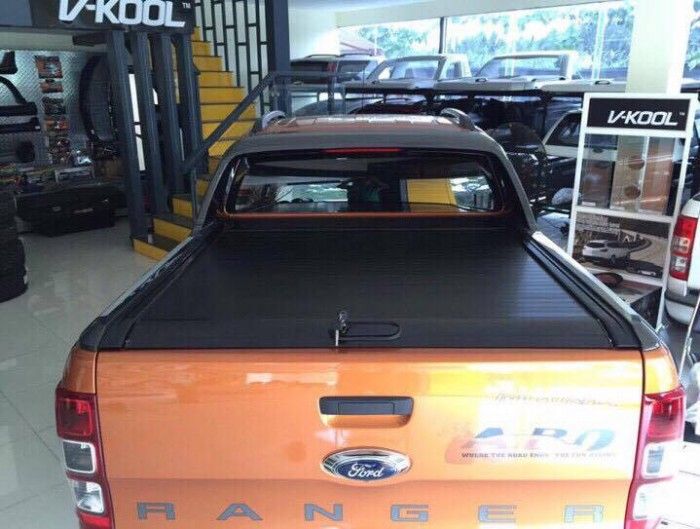 Nắp thùng kéo xe Ford Ranger 0