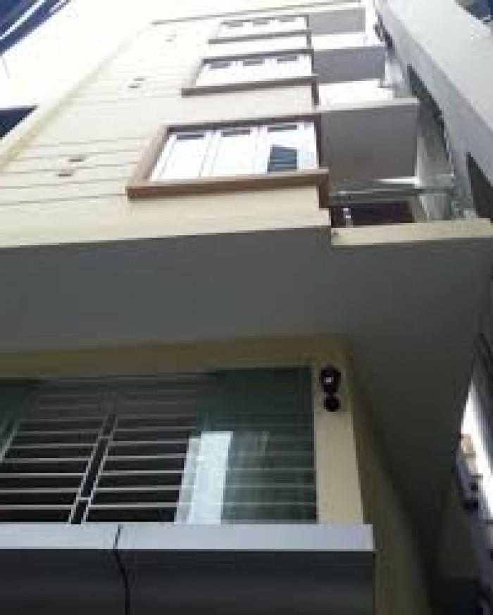 Bán nhà phố Nguyễn Chí Thanh 70m x 5tầng, có gara, giá 12,9tỷ.