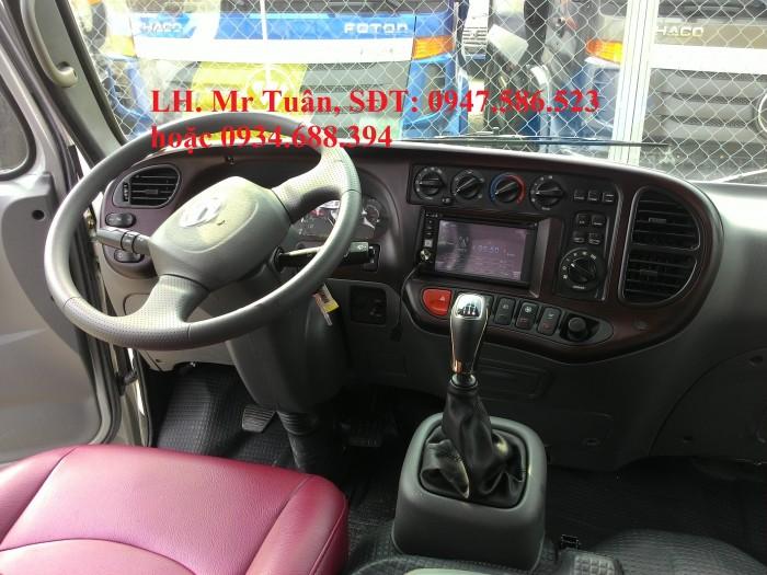 Hyundai County Thaco HB73 29 chỗ, hỗ trợ giá tốt nhất.
