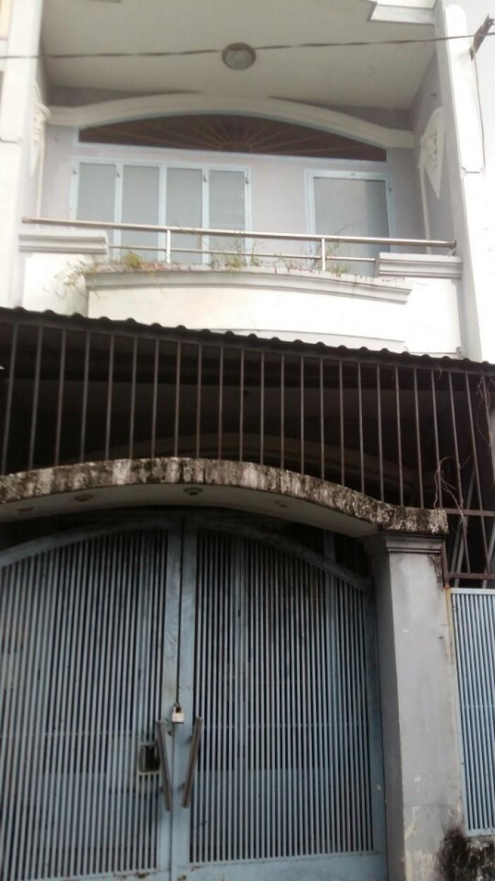 Nhà 2 Mặt Tiền Số 52 Đường Số 4, P11, Gò Vấp, Đường trước 4m-sau 3m, 3,8x15m