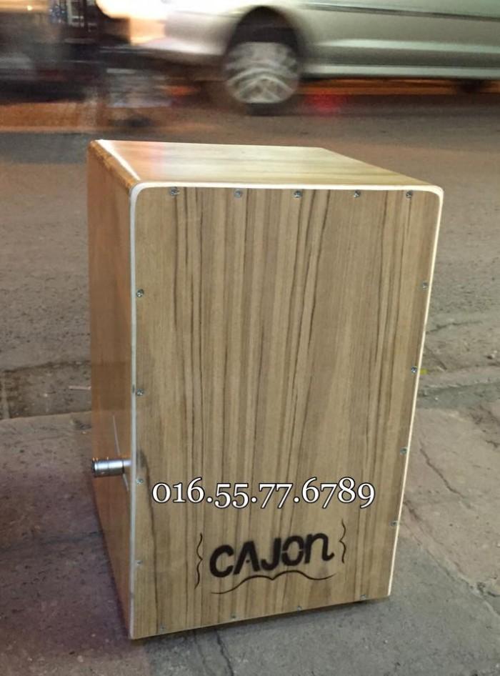 Bán trống cajon gỗ xịn giá chỉ 950k kèm bao