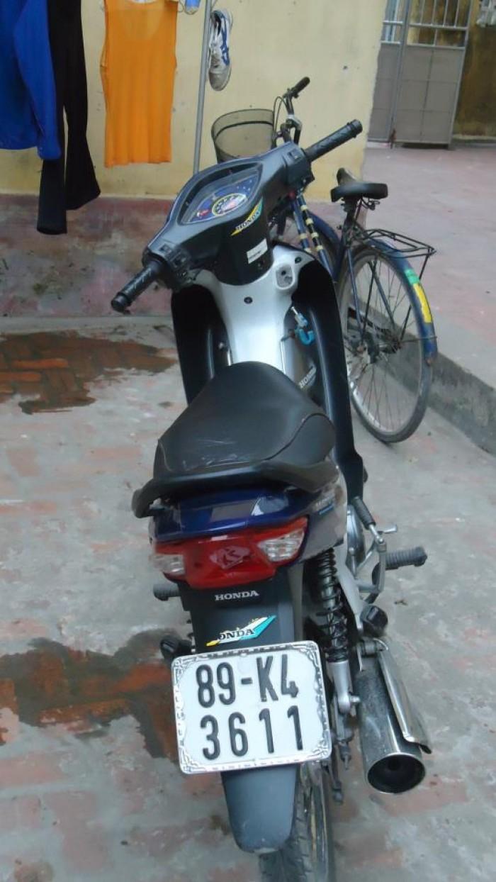 Bán xe máy Wave S tại Chợ đường cái Hưng Yên
