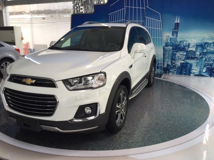 Chevrolet Captiva sản xuất năm 2016 Số tự động Động cơ Xăng