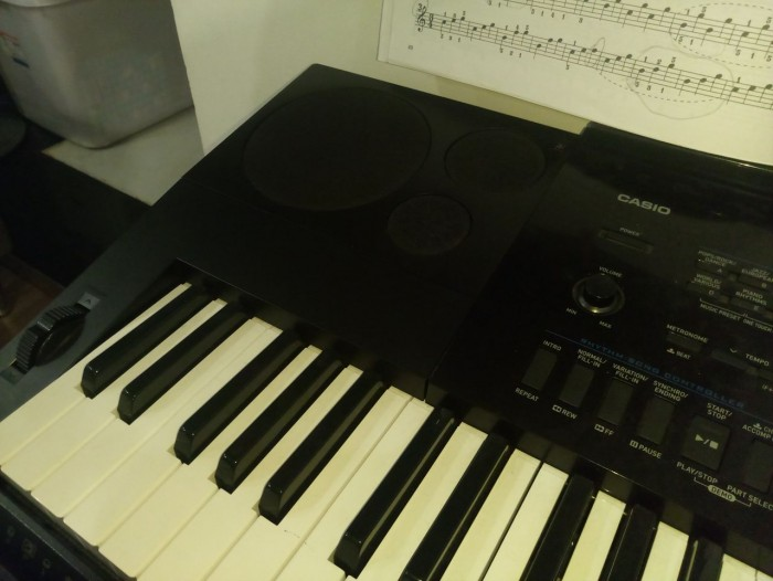 Bán đàn Organ gia đình CTK-6200 hàng như mới!