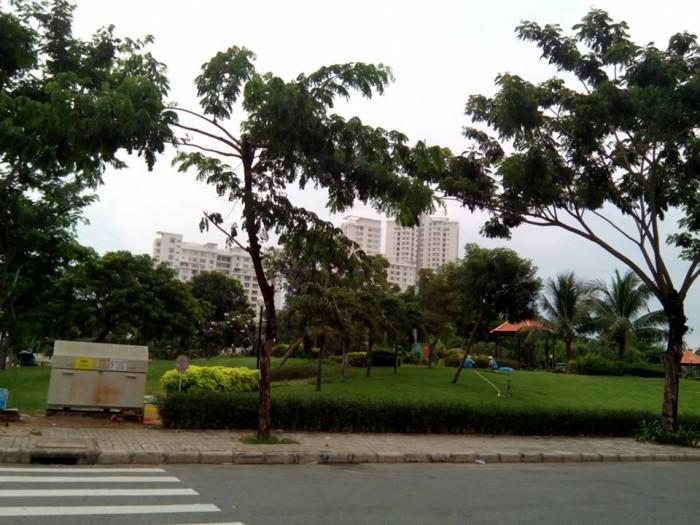 Ngân hàng phát mãi 200 m2 đất thổ cư mặt tiền đường Nguyễn Văn Linh. P Tân Phú , q7.