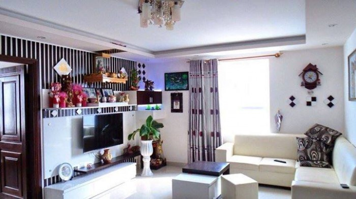 Cần bán căn hộ ct7b 102m2, kđt vĩnh điềm trung để lại toàn bộ nội thất