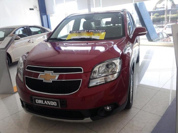 Chevrolet Orlando đời 2016, xe chất lượng Mỹ. Gía tốt ưu đãi trong tháng và là sự lựa chọn tốt nhất cho gia đình