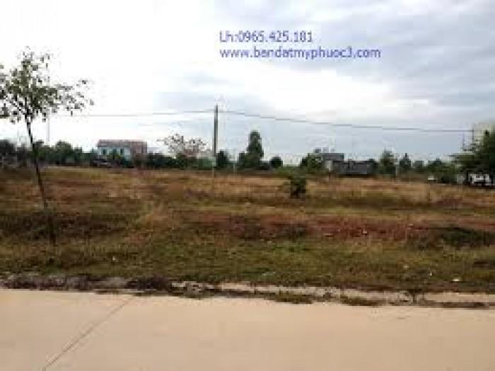 Cần tiền bán gấp lô đất khu Thủ Dầu Một giá rẻ