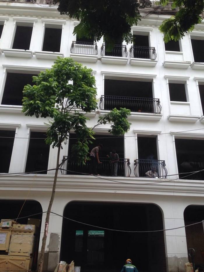 Nhà liền kề The Mannor, giá sốc nhất Hà Nội, chỉ 9,8 tỷ, thuận tiện kinh doanh