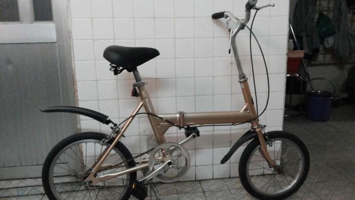 Xe đạp gấp Nhật