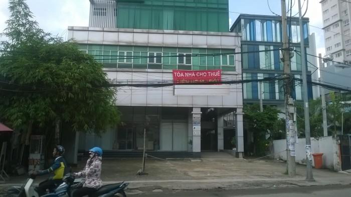 Tòa nhà cho thuê MT đường Nguyễn Xí, Q Bình Thạnh, 14x21m, 7 tầng