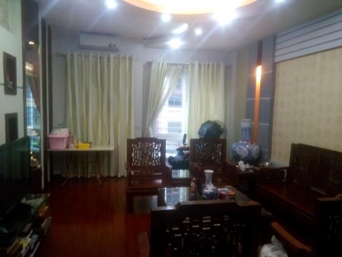 Nhà phân lô Đường 6m ngõ 155 Nguyễn Khang 75mx5T giá 11,2 tỷ .