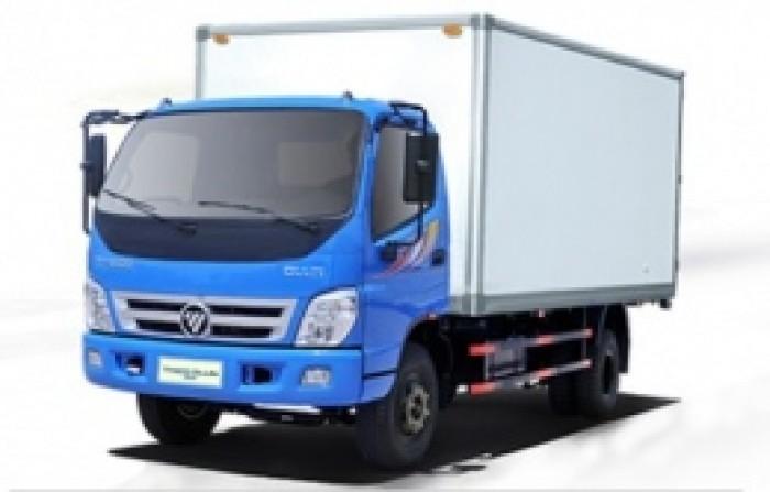 Tặng 100% phí trước bạ cho xe tải 2t4, xe tải 2 tấn 4 thaco ollin 345, động cơ ISUZU, Tây Ninh.