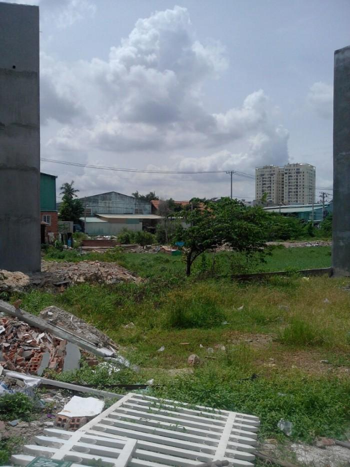 Bán đất đường 22 p.Linh Đông, DT 64m2 có SHR, đường 8m liền kề Phạm Văn Đồng.