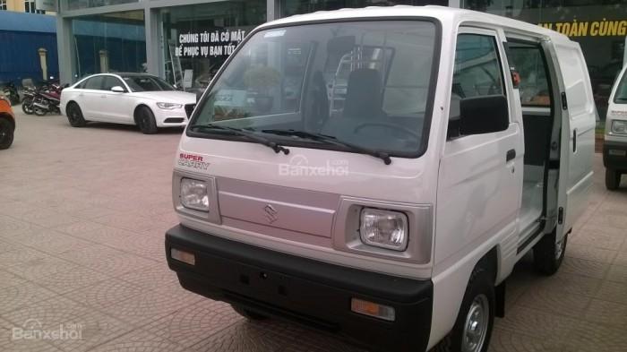 Bán xe tải Suzuki Carry Van tại Hải Phòng