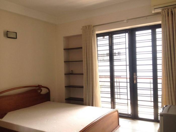 Cho thuê căn hộ Quận 1,sạch sẽ,thoáng mát, full nội thất, không chung chủ,25m2, đường Trần Đình Xu