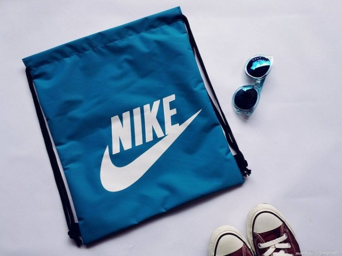 Túi vải dù - Quà tặng Túi dây rút in logo - Xưởng may túi vải giá rẻ, 2