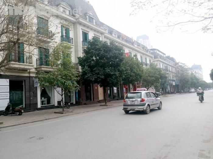 Mở bán đợt cuối liền kề phố Trần Văn Lai kiến trúc châu Âu, giá chỉ 10 tỷ.