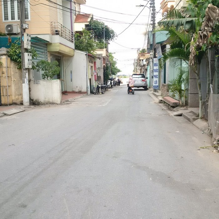 Bán Gấp Lô Đất Làng Trạm- Long Biên, 48m2, hướng TN,  34 Triệu/M2