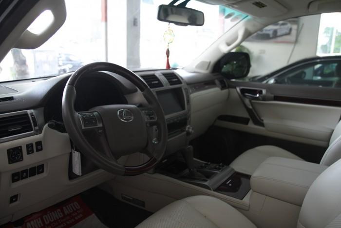 Lexus GX 460 sản xuất năm 2010 Số tự động Động cơ Xăng