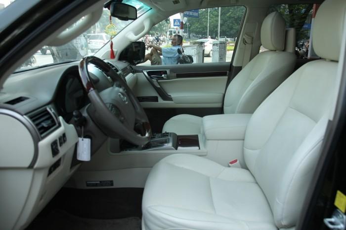 Lexus GX460 xanh ngọc đậm,đẹp không tỳ vết-125000$ 6