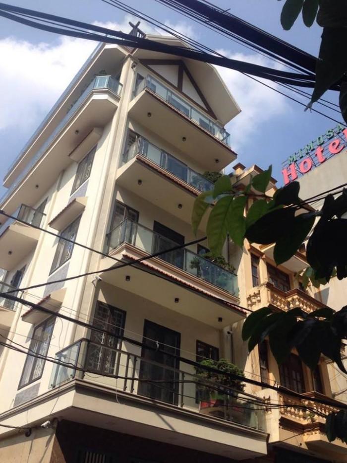 Bán nhà mặt phố Xã Đàn, DT: 340m, mặt tiền 16m, cho thuê khủng