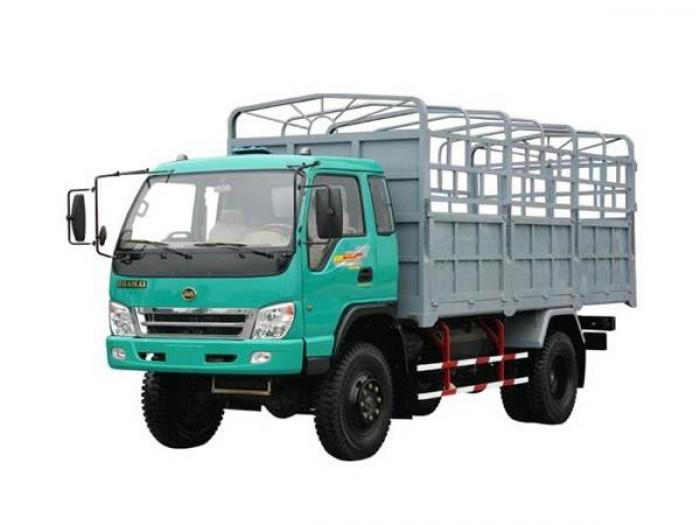 Xe tải Hoa Mai 7,8 tấn thùng mui bạt