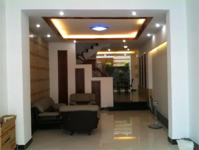 Bán nhà ngõ 12 Trần Quốc Hoàn 55m2 x 4 tầng 6,35 tỷ
