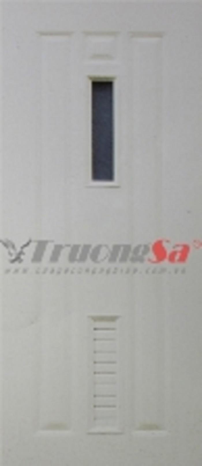 Giá trọn bộ: Cánh + khung bao + phủ vân gỗ hoàn thiện  Kích thước chuẩn: 80 x 210 hoặc 90 x 220cm Hoặc sản xuất theo kích thước yêu cầu.2