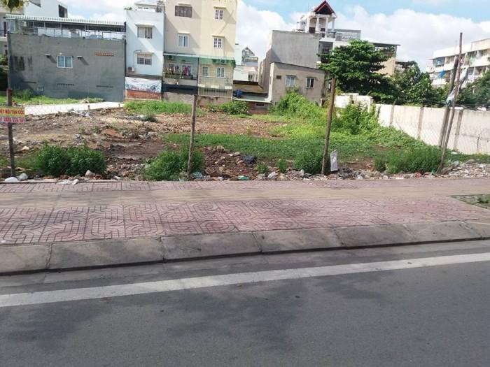 Bán gấp đất đường Phạm văn Đồng Bình Thạnh đã có sổ hồng