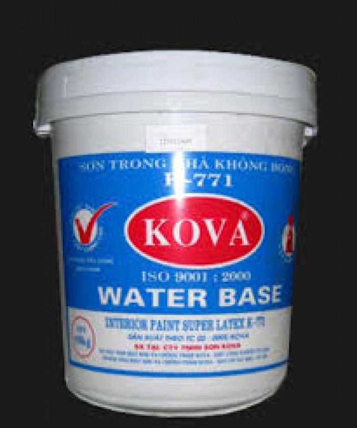 Phan Gia Phúc bán sơn nước KOVA giá gốc nhà máy0