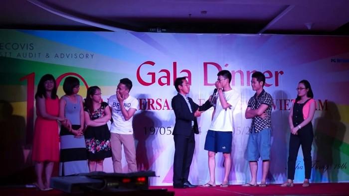 Tổ chức tất niên, tổ chức tân niên, tổ chức Gala Dinner