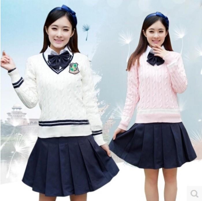 Dệt may áo len đồng phục giá rẻ tại Hà Nội1